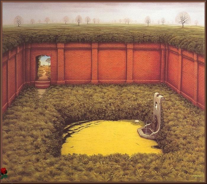 Entrá, el Arte no muerde. Jacek Yerka II