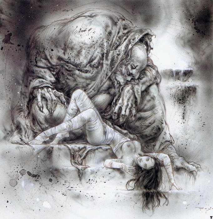фэнтези эротическое картинки