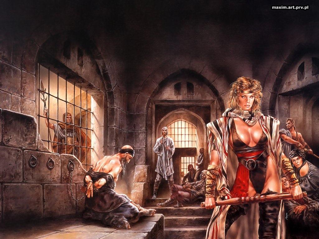 Online erotic art gallery